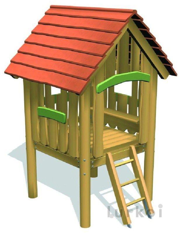 Casita del lago frederik k mobiliario urbano e for Cabine del lago casitas